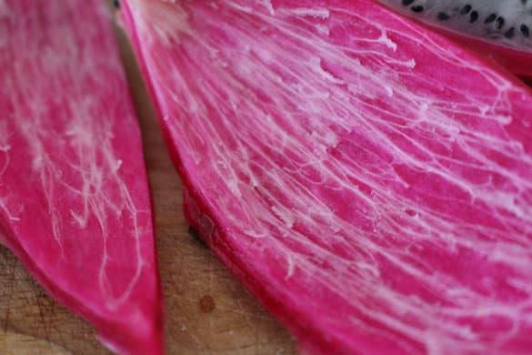 Patahaya-drachenfrucht